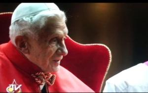 Påve Benedikt XVI