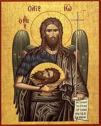 Johannes döparens martyrium