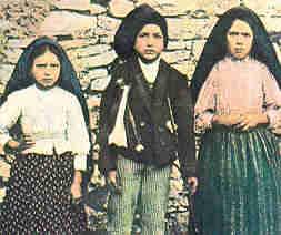 Fatimabarnen