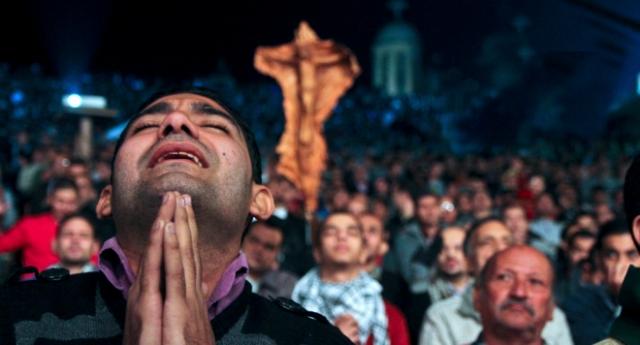 Egyptens kristna