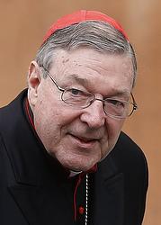 Kardinal George Pell. Foto: CNS /Paul Haring