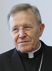 Cardinal Kasper (CNS/Paul Haring)