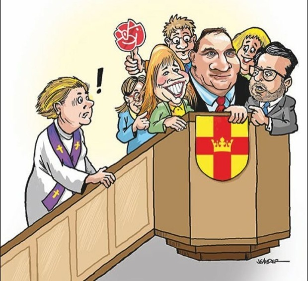 politikerikyrkan