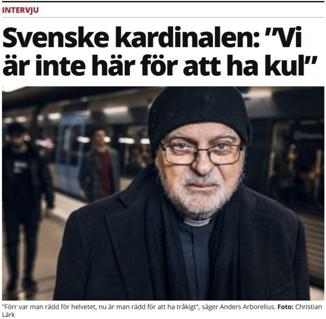 svenskekardinalen