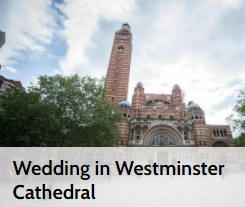 Westminster cathedral link